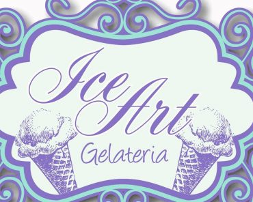 gelateria ice art